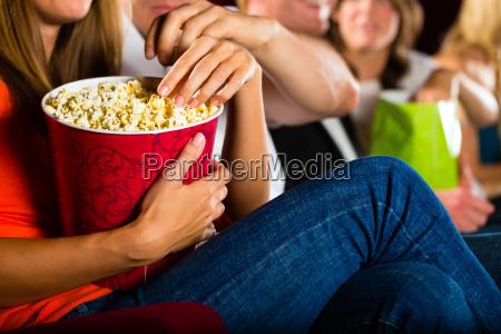 popcorn nei cinema