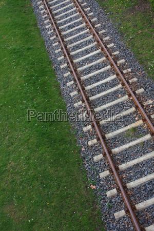 rotaie rotaia diagonale traffico trasporto ferroviario