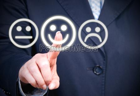 feedback e sondaggio