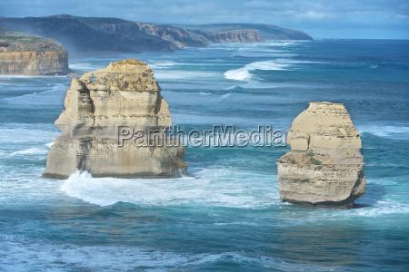 riva del mare spiaggia formazione australia