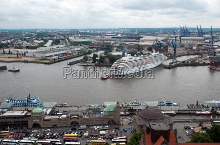 porto bacino amburgo porti elba nave