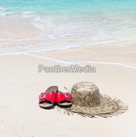 moda cappello riva del mare spiaggia