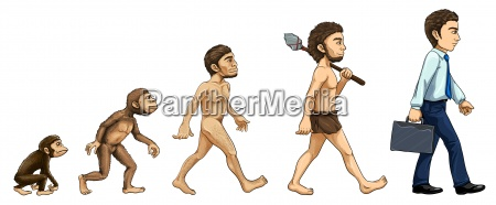 evoluzione delluomo