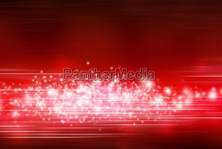 sfondo white glitter su rosso