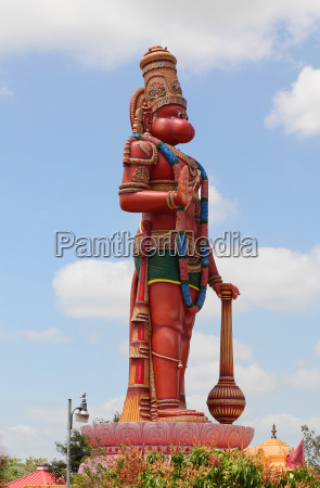 statua indiano caraibico