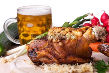 carne di maiale bavarese