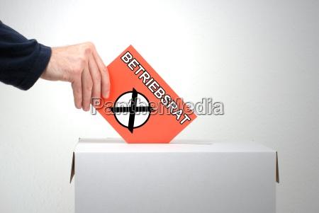 il comitato aziendale e eletto