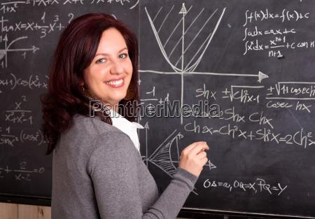 donna insegnante professore maestro adulto studente