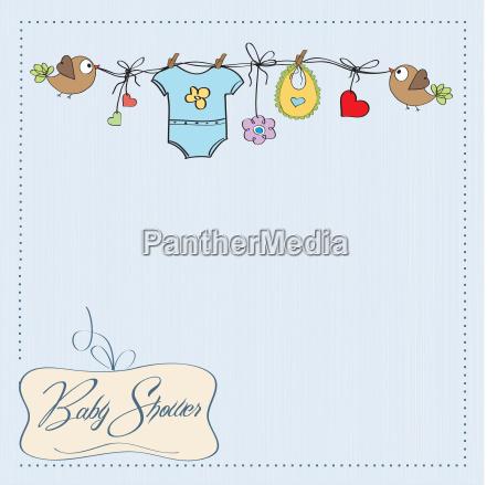 saluti nascita doccia decorazione filo mappa