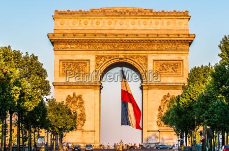 viaggio viaggiare citta tramonto europa parigi