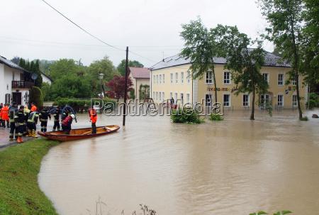 inondazione disastro naturale acqua