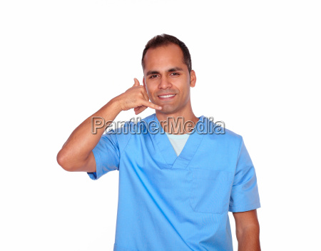 tipo gesto blu persone popolare uomo