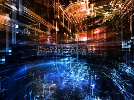 segnale citta orizzonte spazio industriale scienza