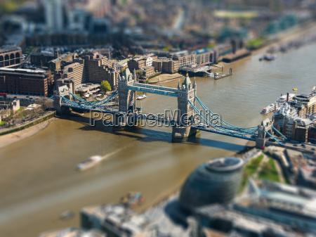 torre citta ponte londra inghilterra tamigi