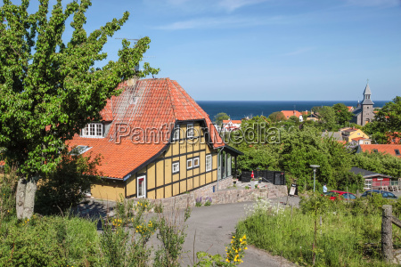 excursion venues in gudhjem on bornholm