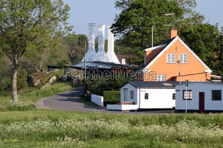 smokehouse on bornholm