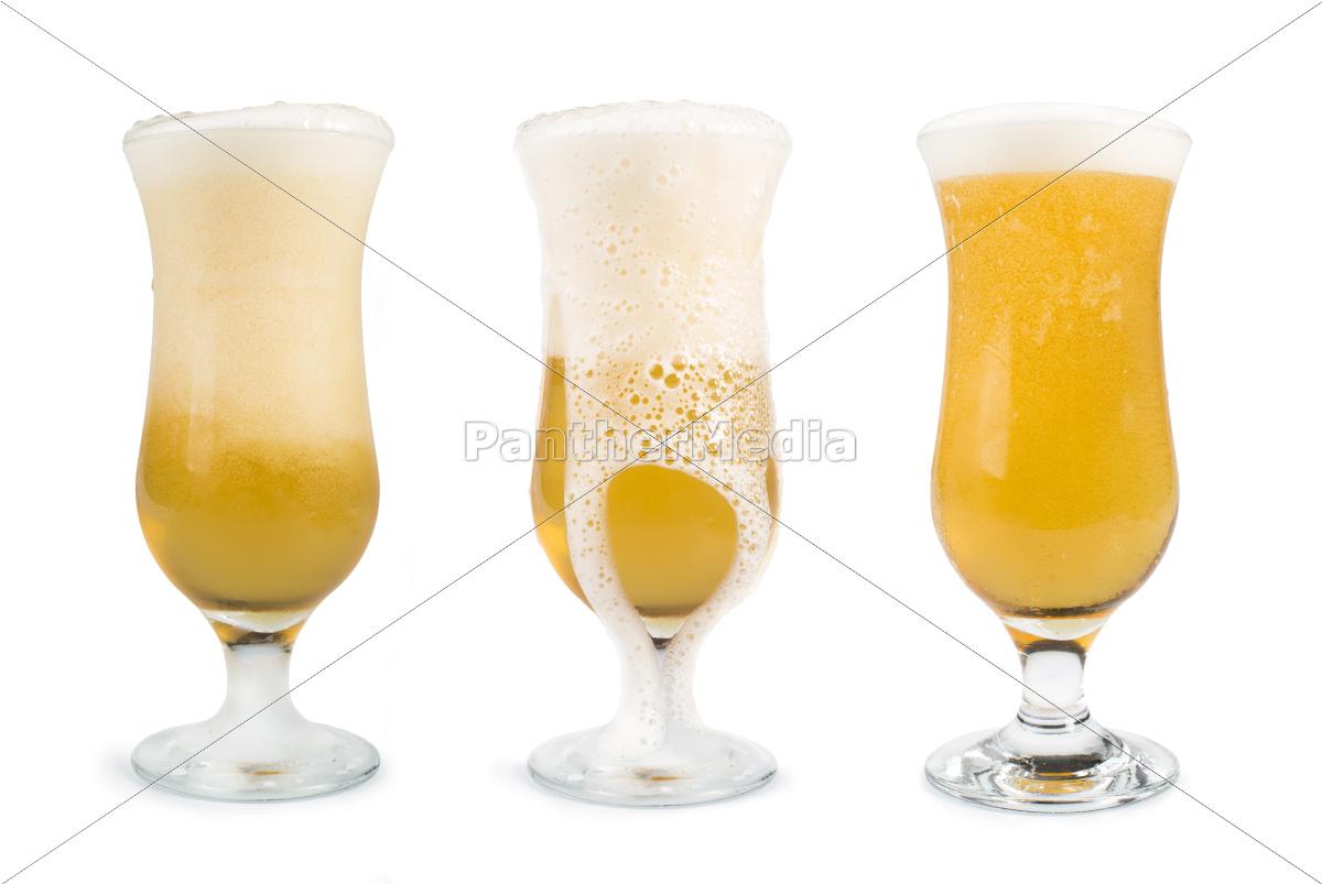 tazza, ripiena, di, birra - 9530178