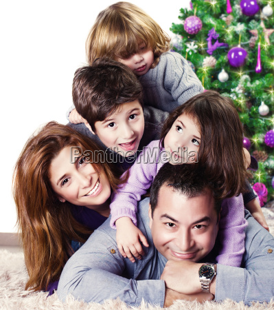 festeggiare festeggia albero di natale capodanno