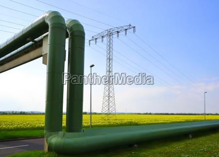 approvvigionamento energetico di una citta