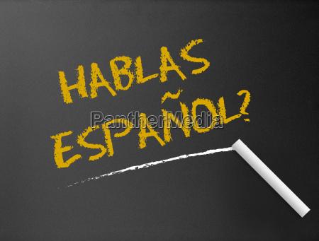lavagna hablas espanol