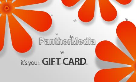 regalo certificato documento promozione cedola coupon