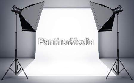 studio flash fotografare riprese esentare studio