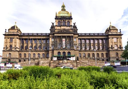 cultura museo praga stile di costruzione