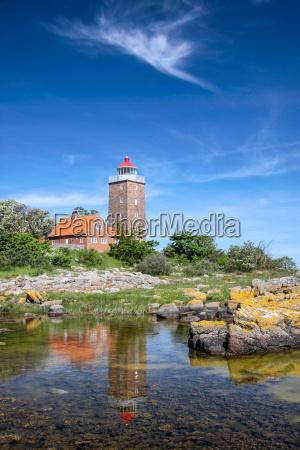 lighthouse of svaneke