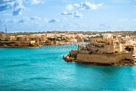 grand harbor valetta capitale di malta