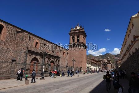 chiesa cattedrale sudamerica peru