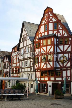 citta vecchia visita turistica germania facciata