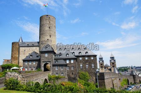 torre ponte fortezza mura germania castello