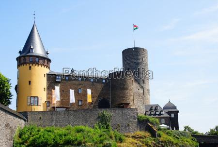 torre fortezza mura germania castello medioevo