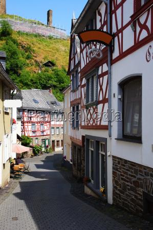 germania idillio villaggio castello