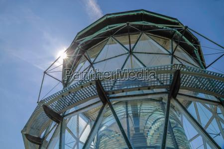 dome of the lighthouse fyr on
