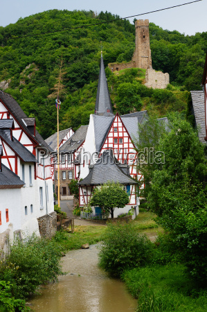 torrente germania da vedere villaggio castello