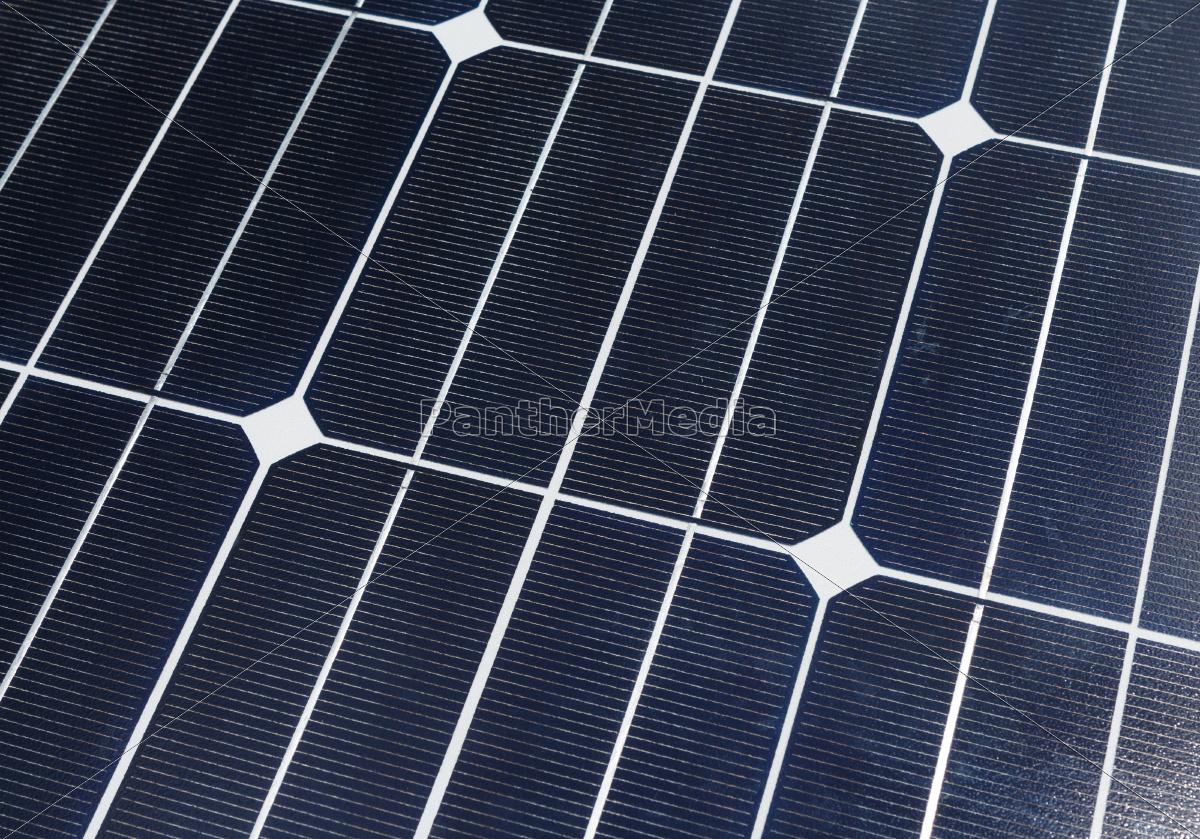 pannello, solare, da, vicino - 9819968
