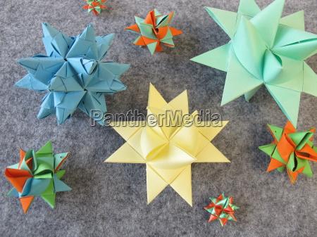 stelle piegate