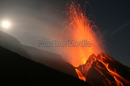 vulcano erta ale in etiopia