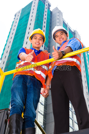 architect and construction management in asia