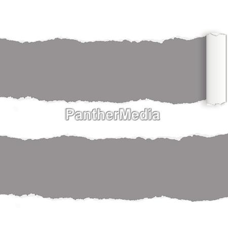 page rip carta strappata