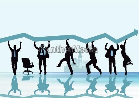 presentazione con successo di successo vendere
