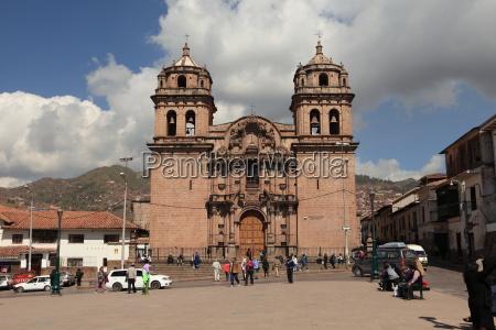 chiesa cattedrale sudamerica peru incas