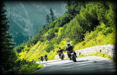 montagne vacanza vacanze estate equitazione strada