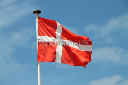 croce francia bandiera danese scandinavo