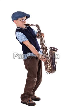 sassofono retro