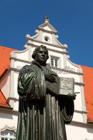 martin lutero a wittenberg