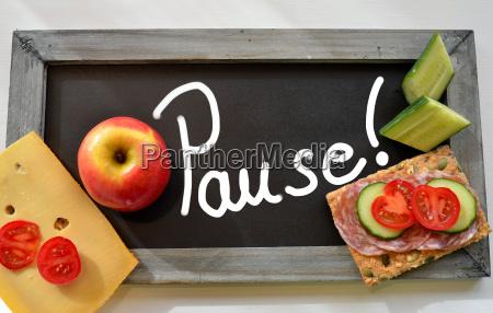 segnale cibo pane insegnante professore maestro