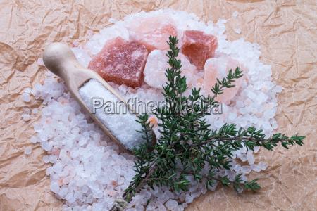 salz, grob, fein, brocken - 10219077