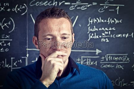 ritratto insegnante